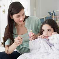 Hạ sốt cho bé an toàn ngay tại nhà