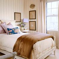 10 cách làm rộng phòng ngủ chật