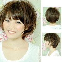 6 kiểu tóc Nhật cho mùa thu