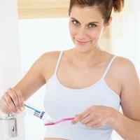 Vùng miệng thay đổi khi mang thai