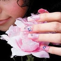3 mẫu nail xinh đẹp