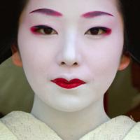 Nghệ thuật trang điểm của Geisha
