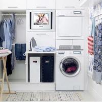 Đặt máy giặt ở đâu hợp phong thủy?