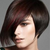 Những mẫu tóc Ngắn cho khuôn mặt Tròn