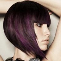 Nhuộm tóc Highli