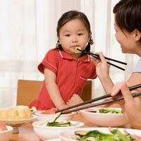 Lấy lại sự thèm ăn của trẻ