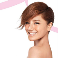 10 cách làm mới mái tóc ngày Thu