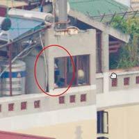 Phát hiện người sống trên nóc nhà Bưu điện Hà Nội