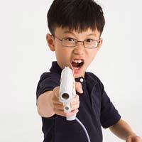 Đồ chơi khiến trẻ con ngày càng bạo lực