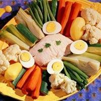 Thực phẩm cho bà mẹ sau sinh