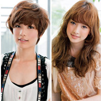 10 kiểu tóc cực dễ thương!