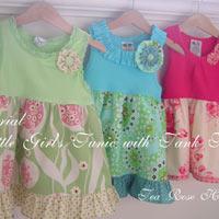 Váy xinh cho con gái yêu của mẹ