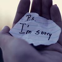 Vợ ơi, anh xin lỗi