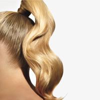 Phương pháp tự nhiên cho màu tóc bóng đẹp