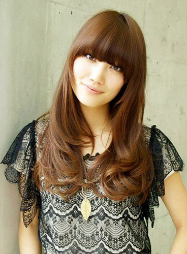 10 mẫu tóc đẹp 'hút hồn' - 4