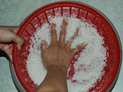 Nước vo gạo - đừng bỏ phí! - 1