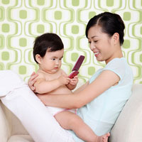 Những điều mẹ nên biết về nhiệt độ cơ thể bé