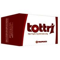Tottri- thuốc mới trị trĩ hiệu quả