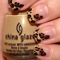 Những mẫu nail da beo ấn tượng nhất!