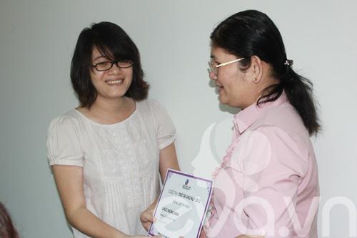 le trao giai cuoc thi tro tai vao bep 2012 - 11