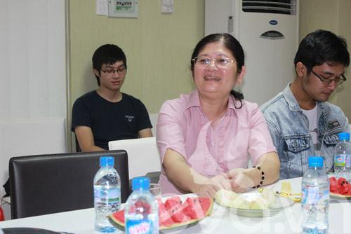 le trao giai cuoc thi tro tai vao bep 2012 - 12