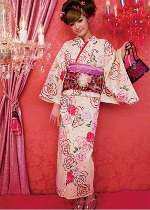 suc hut tu trang phuc truyen thong kimono - 11