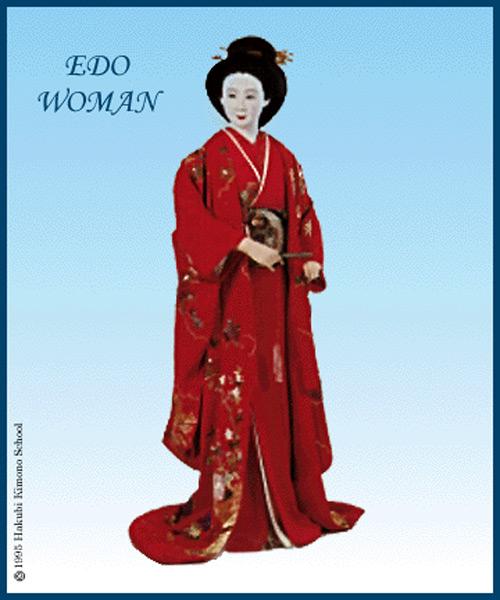 suc hut tu trang phuc truyen thong kimono - 3