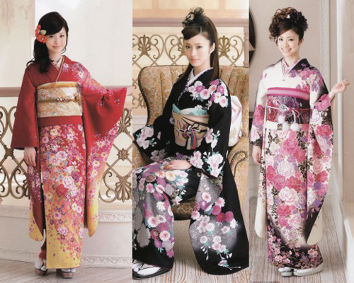 Kimono – nét tinh tế và tự hào trong trang phục của người Nhật