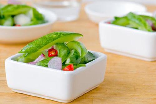 Cực nhanh với 2 món salad tươi ngon - 1