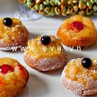 Bánh muffin dừa và bí đỏ thơm ngon-6