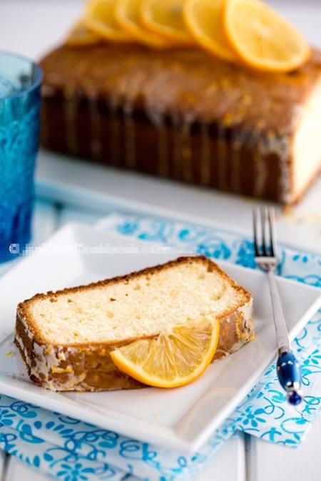 banh pound cake chanh thom ngon - 13