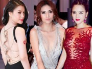 Thời trang - Những bộ váy đáng đồng tiền của mỹ nhân Việt