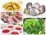 Bếp Eva - Top những món ngon càng ăn càng nguy hiểm