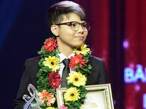 Vũ Cát Tường thắng lớn ở Bài hát Việt 2014