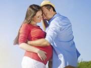 'Sex' khi mang thai – không nguy hiểm như mẹ nghĩ