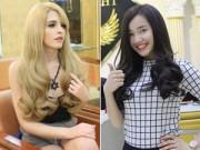Tin tức giải trí - Khám phá nơi làm đẹp tóc của sao Việt