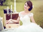 Thời trang - Chọn váy cưới