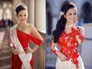 Làm đẹp - Ngắm nhan sắc Á hậu Phụ nữ người Việt thế giới 2016