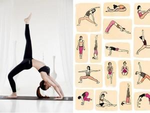 Những động tác yoga siêu hữu ích cho dáng xinh đón Tết