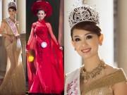 Thời trang - Tài sắc hơn người của HH Phụ nữ Người Việt Thế giới 2016