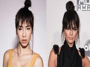 Huỳnh Nu hướng dẫn cách làm tóc cực hot của Kendall Jenner