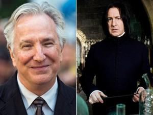 """""""Thầy Snape"""" của Harry Potter qua đời vì ung thư"""