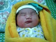Tin tức - Quảng Nam: Thêm một bé sơ sinh nặng hơn 5 kg chào đời