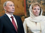 Tin tức - Vợ cũ Putin tái hôn với người chồng kém 21 tuổi?