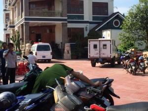 Không có chuyện bắt được kẻ giết người ở Tiền Giang