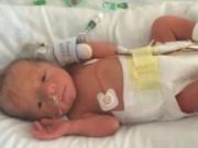 Sản phụ đau đẻ 36 tiếng, bác sĩ mổ bụng không thấy con