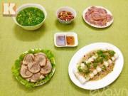Bếp Eva - Bữa cơm chiều hấp dẫn với 5 món ngon