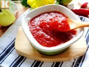 Bếp Eva - Cách làm tương ớt ngon, đảm bảo an toàn thực phẩm