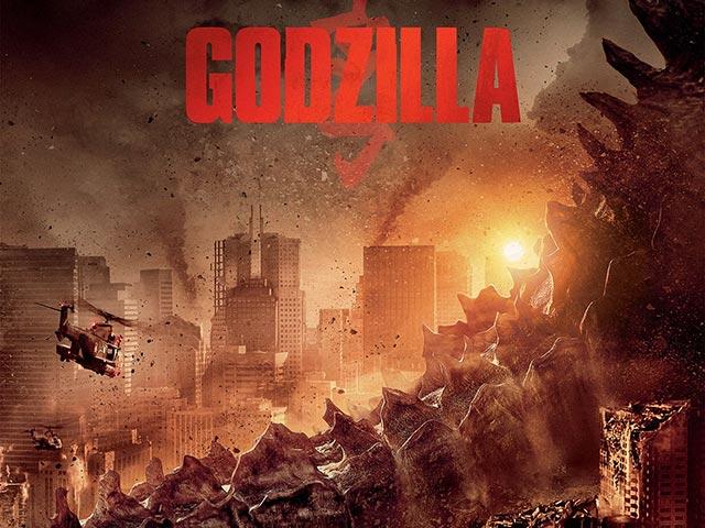 Star Movies 15/3: Godzilla