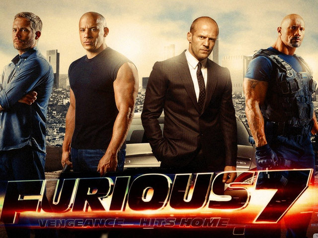 HBO 18/3: Furious 7